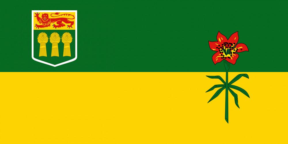 what's a prairie girl - saskatchewan flag