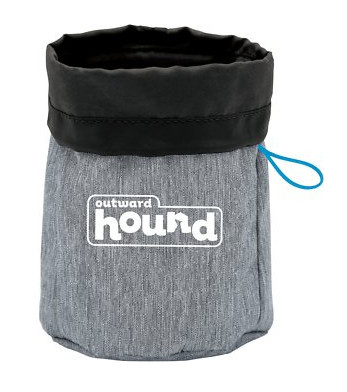 dog treat pouch - outward hound pouch