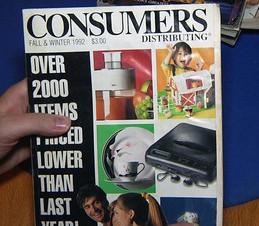 consumers distributing catalog