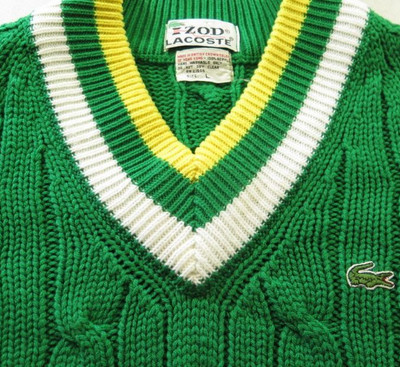 classic 80s fashion part 2 cable knit sweater