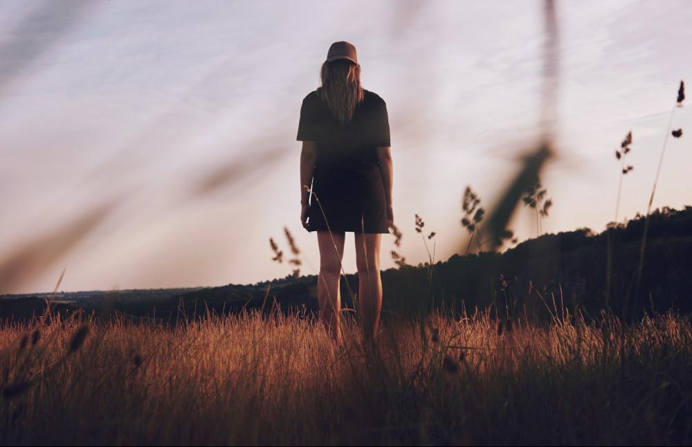 what's a prairie girl - wheat field