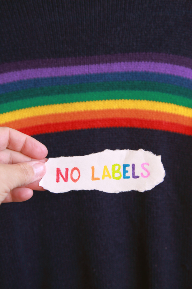 what is the meaning of labels - no more labels