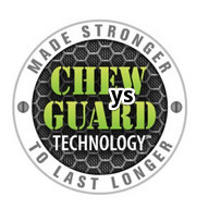 goDog chew guard toys - logo