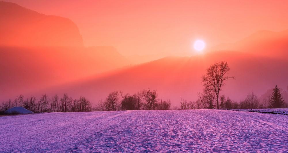 what's a prairie girl - winter saskatchewan