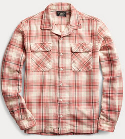 Camping plaid shirt - are plaid shirts still in style