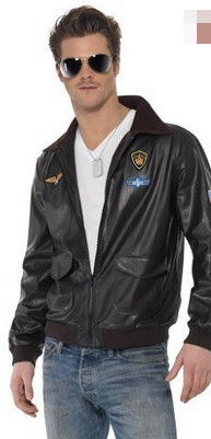 classic 80s fashion part 2 leather jacket