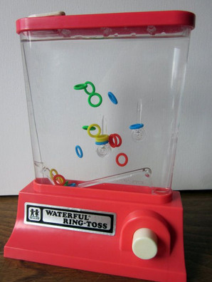 funny things from the 80s - water games