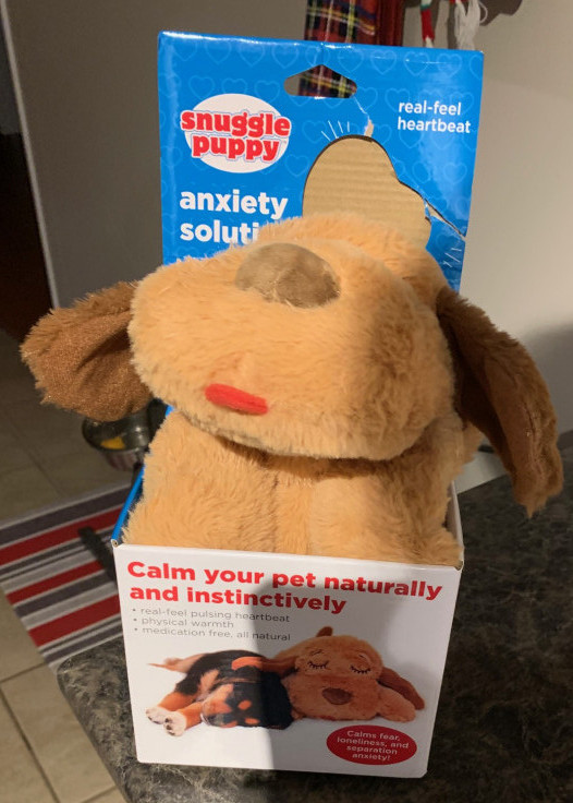 snuggle puppy toy