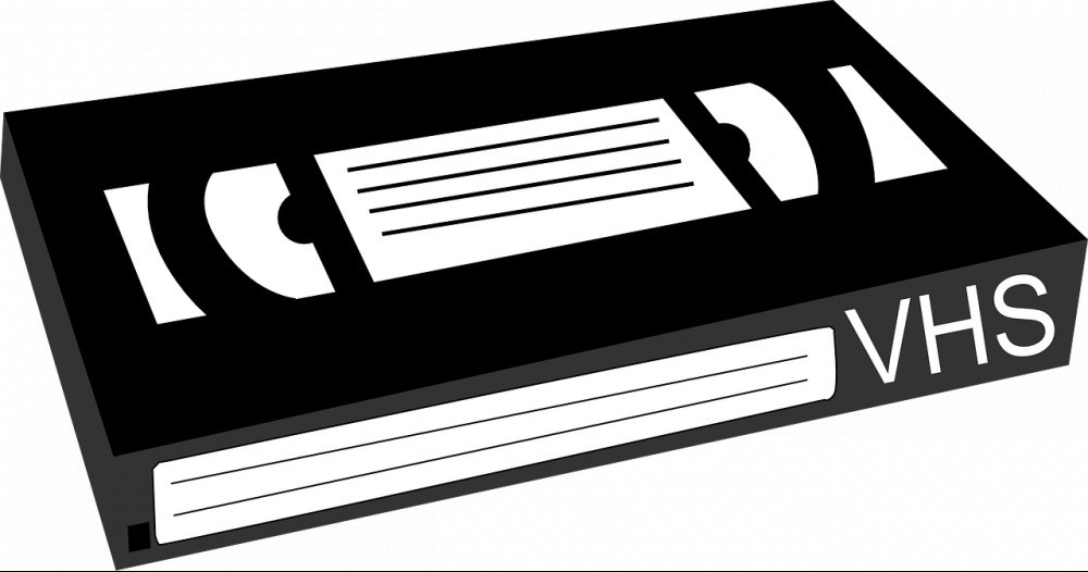 best 80s movies all time - VHS