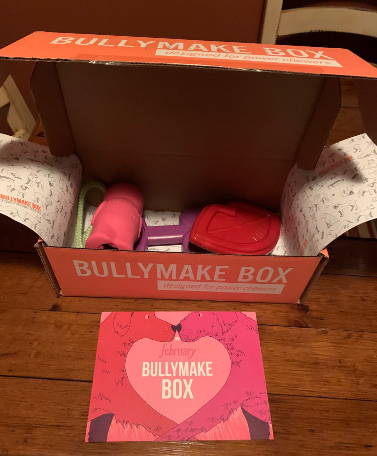bullymake box reviews - 1st box