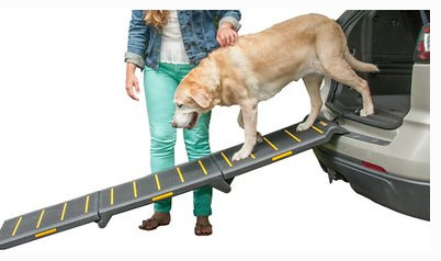 Pet Gear Reflective Extra wide - best dog car ramp