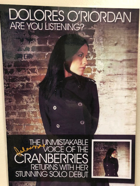 Dolores - how i love the cranberries