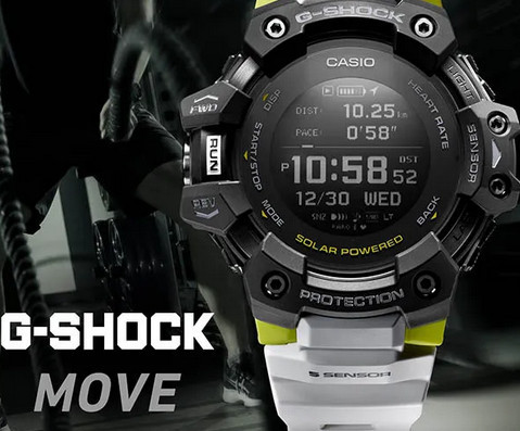 g shock move watch