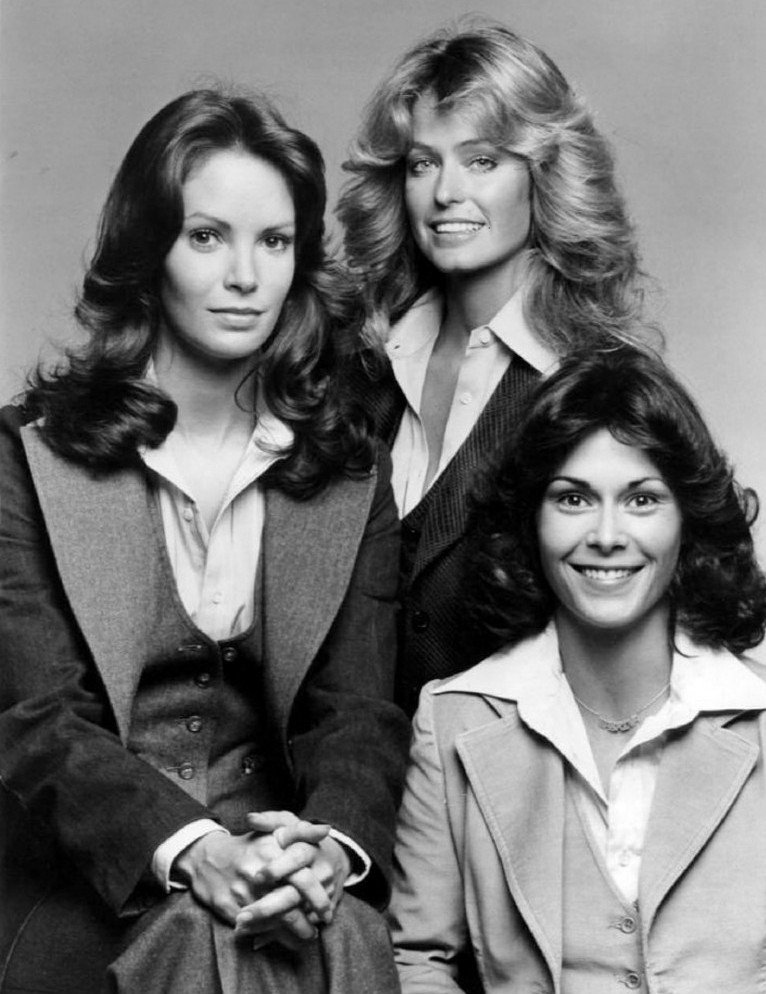 charlie's angels original cast jaclyn smith