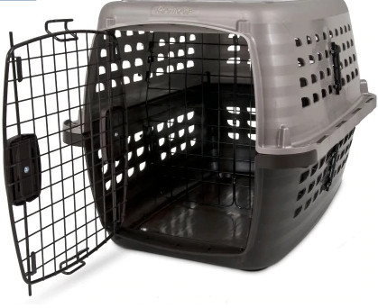 how big should my dog crate be - plastic dog crate