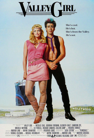 best 80s movies all time - valley girl