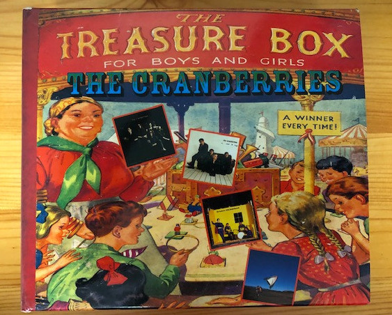 cranberriers treasure box