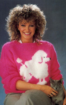 classic 80s fashion part 2 wool sweater