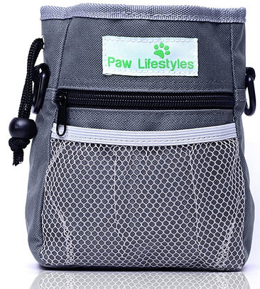 dog treat holders - paw lifestyles pouch