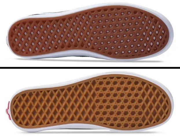 Vans comfycush sole