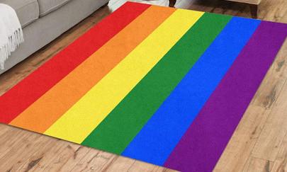 coping being gay in everydaylife - gay rug