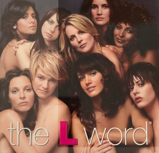 past lesbian tv show characters - the l word