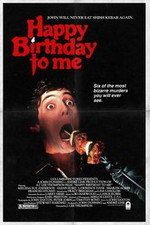 best 80s movies all time - happy birthday to me