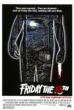Best 80s movies all time - friday the 13th