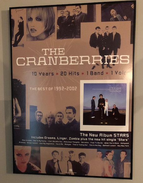stars - how i love the cranberries