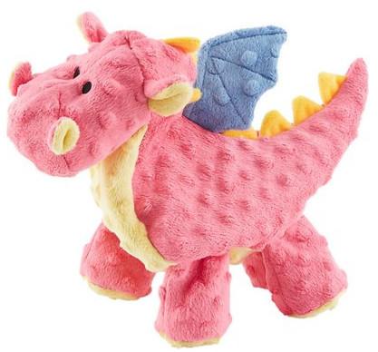 goDog chew guard toy - dragon