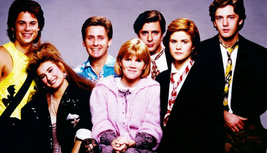 best 80s movies all time - brat pack