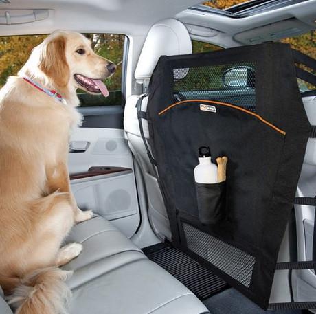 kurgo dog gear backseat barrier