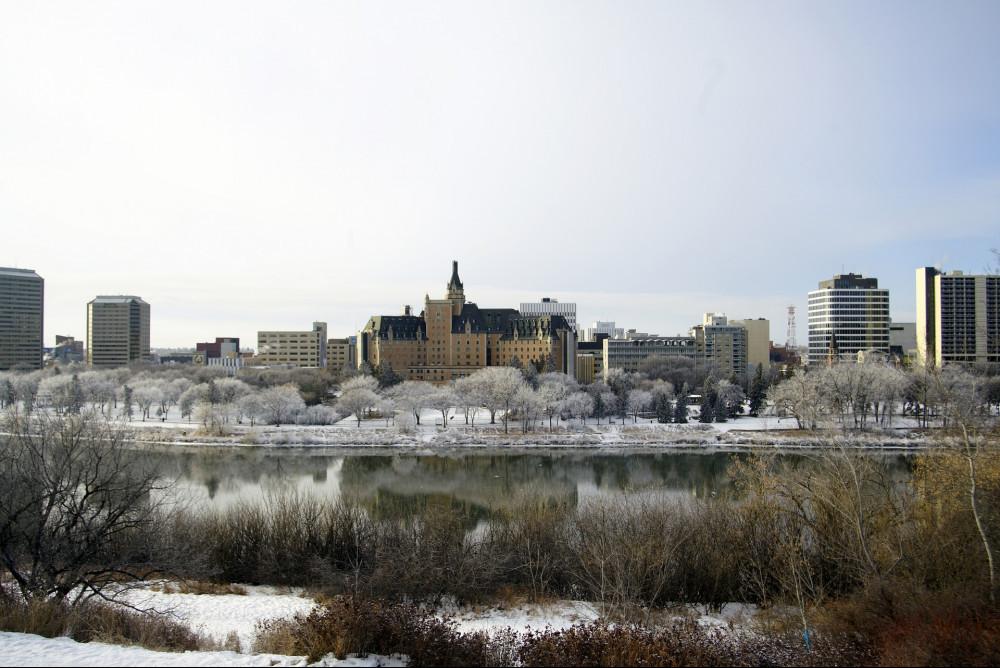 what's a prairie girl - saskatoon winter