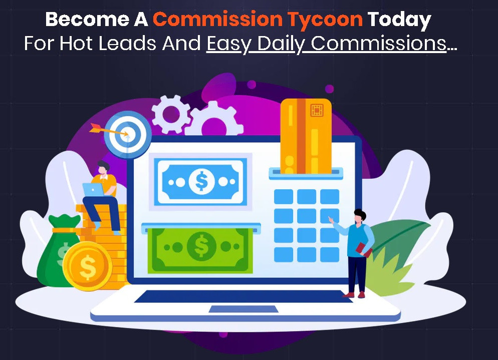 Commission Tycoon review