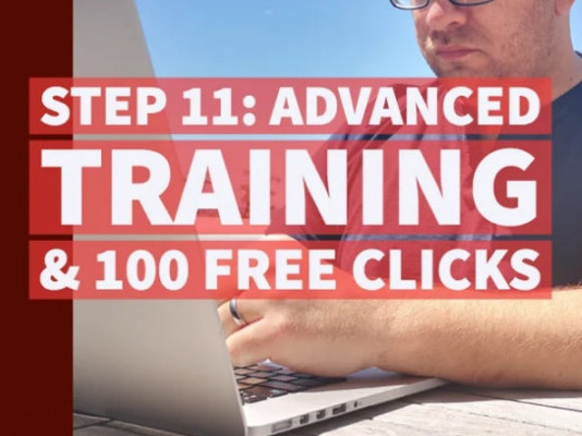 Commission Tycoon Review step 11 advanced training