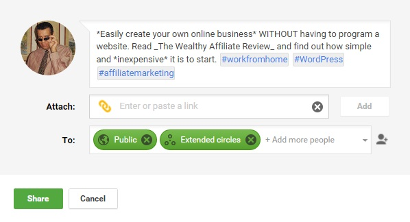 How to Use Google Plus - Part 1: Post and Get Followers