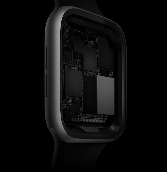 4th generation of CPU in Apple Watch Series 4