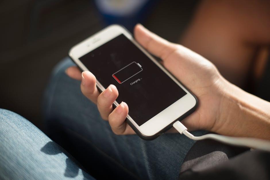 slow charging speed of iphones