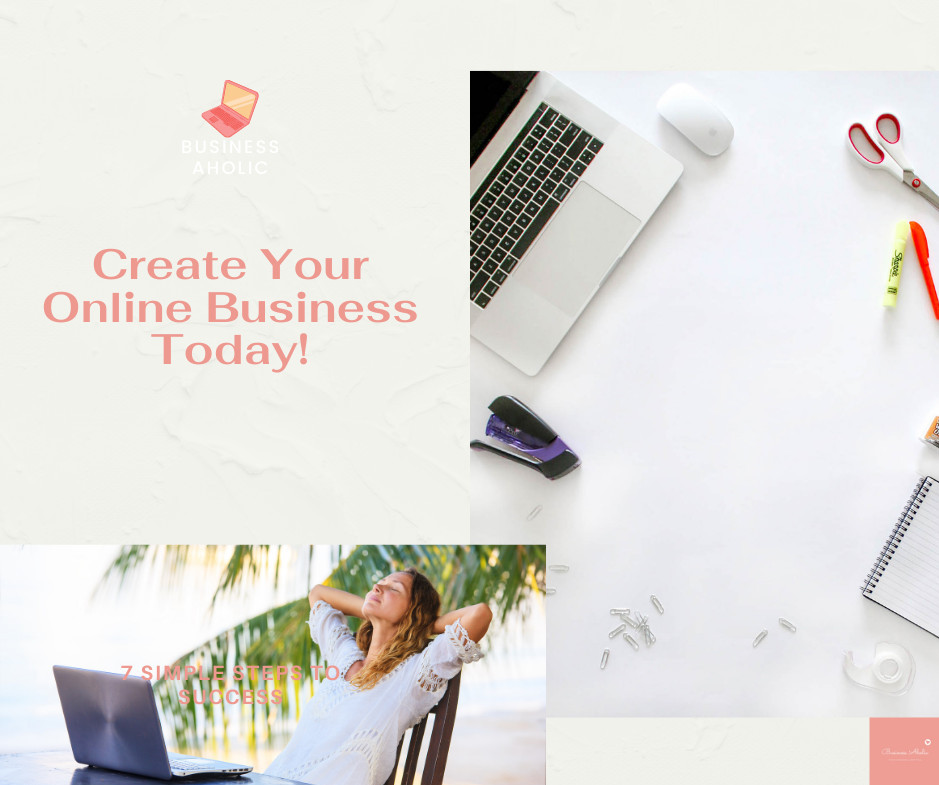 Create Your Online Business