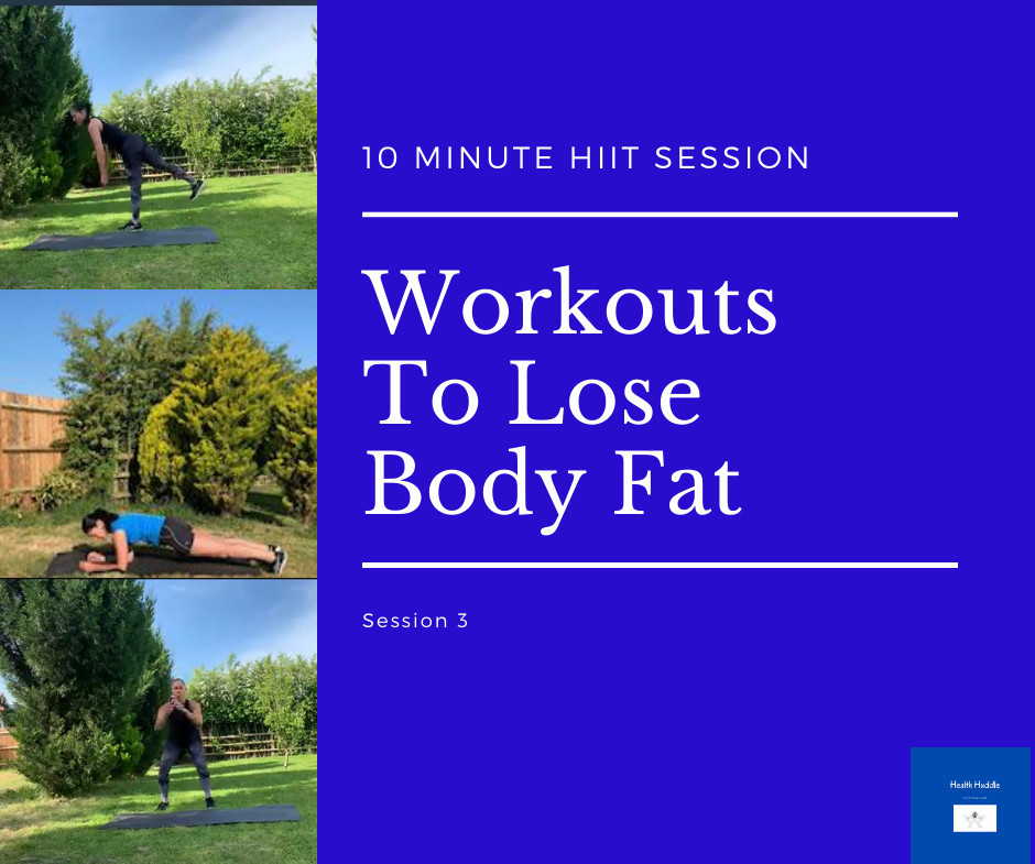 Workouts To Lose Body Fat