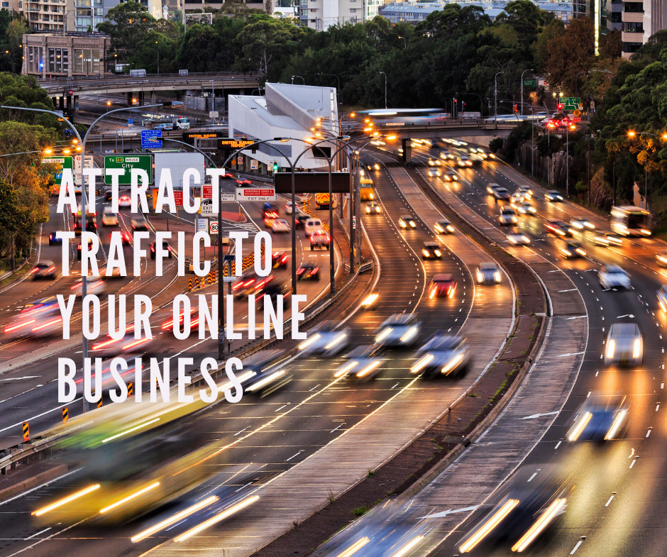 Attract Traffic To Your Online