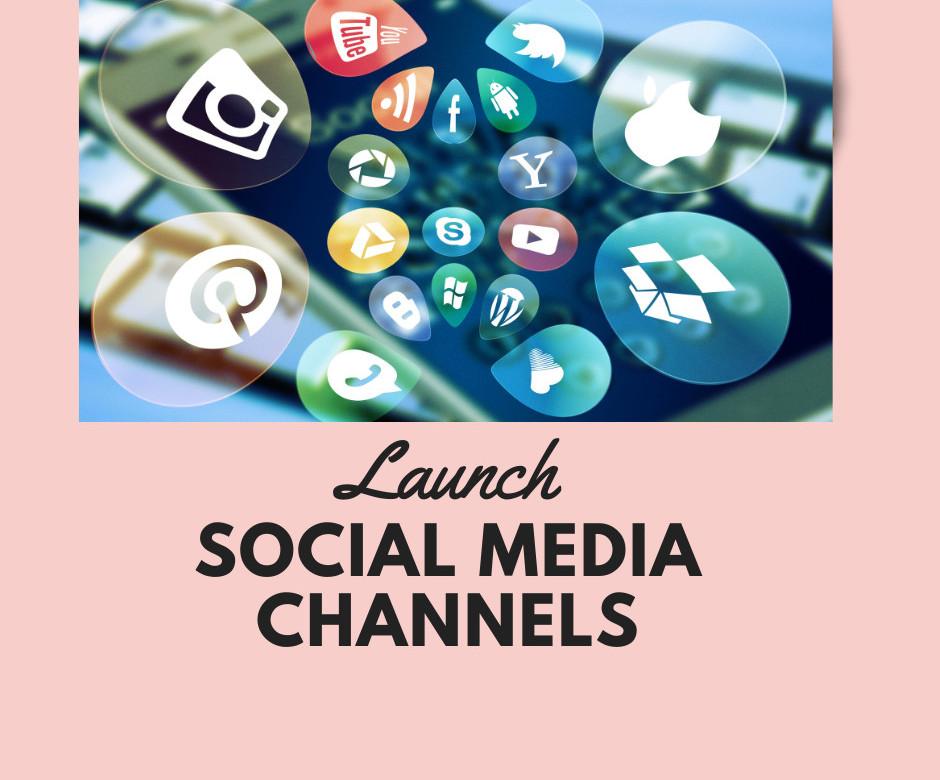 Launch Social Media