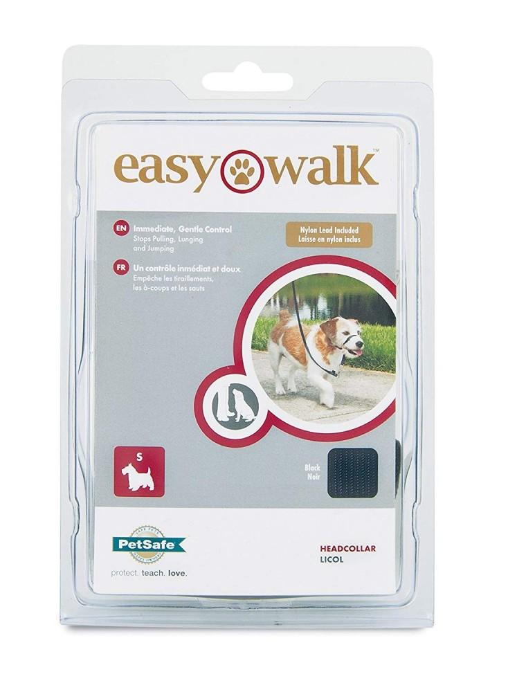 PetSafe Easy Walk No Pull Gentle Leader headcollar packaging