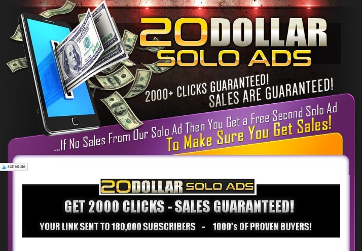 20 dollar solo ads scam
