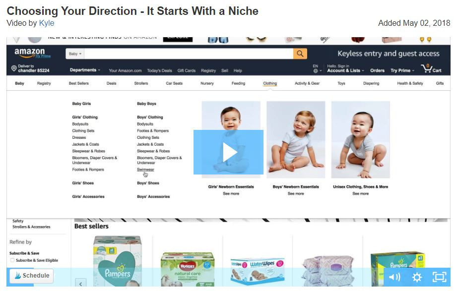 how to pick an affiliate marketing niche