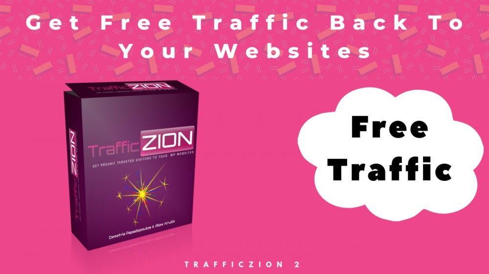 Trafficzion 2 Review and Bonus
