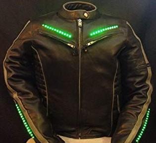 LED Motorcycle Jacket