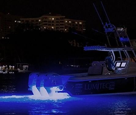 Lumitech SeaBlazeX Underwater Boat Lights