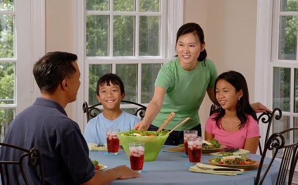 Good eating habits for kids