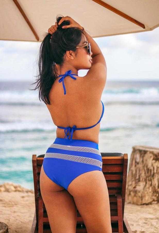 underwear to the beach